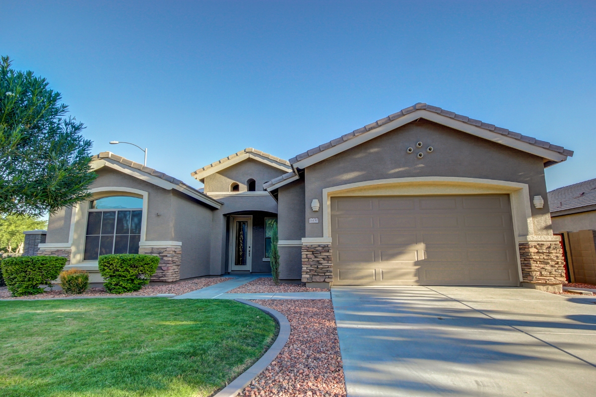 Home For Sale In Royal Ranch Subdivision With A Pool